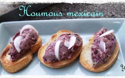 Houmous mexicain - Photo par soan71