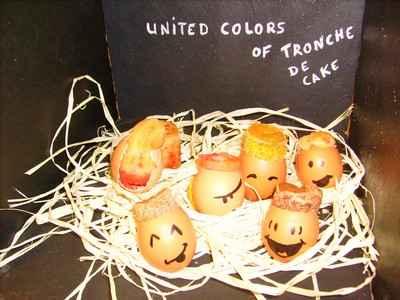 United colors of Tronche de Cake - Photo par max1