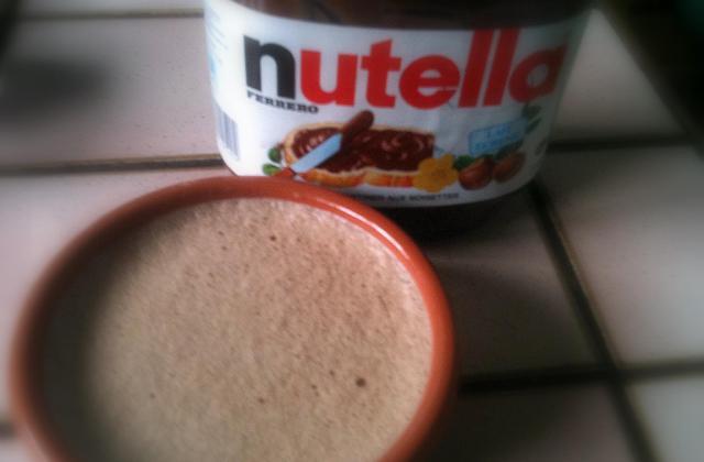 Petite crème au Nutella - Photo par valeri8P