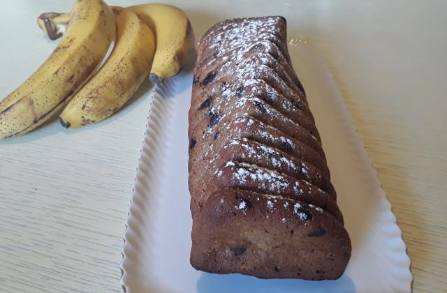 Banana bread au Thermomix - Photo par Dany33