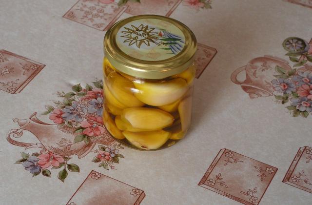 Ail confit, un condiment simple et délicieux - Photo par kekeli