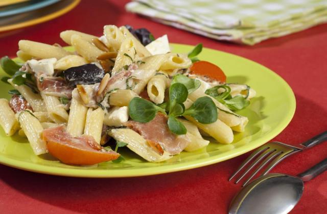Salade de pâtes Andalouse - Photo par Amora
