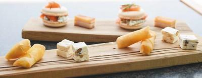 Macarons saumon ciboulette - Photo par Communauté 750g