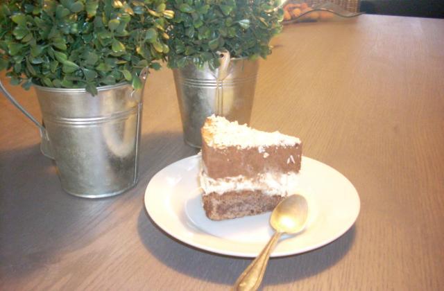 Gateau au 3 chocolats - Photo par seve59