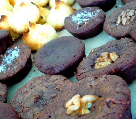 Fondants au chocolat très rapides à faire - Photo par Allison