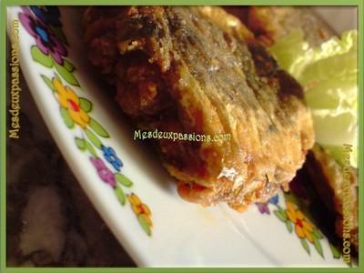 Filets de sardine à la marocaine - Photo par mesdeu