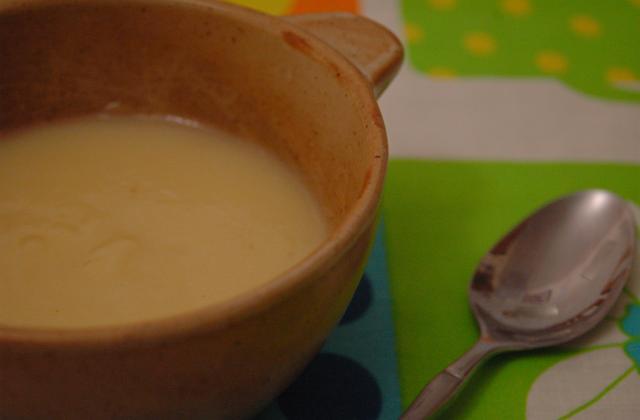 Soupe de panais aux pommes et épices - Photo par maudpiX