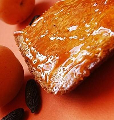 Confiture d'abricots & fève tonka - Photo par myriamn5