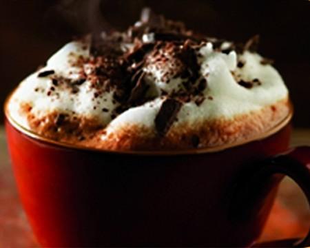 Chocolat chaud express - Photo par Lindt