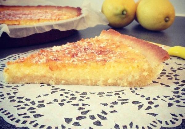 Tarte au citron-coco - Photo par stephanieluvshopping