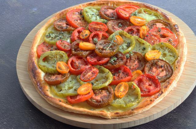 Nos 10 meilleures recettes de tartes et quiches à la tomate - Photo par 750g