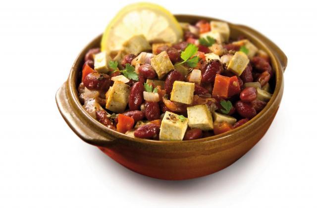 Chili con tofu - Photo par Soy
