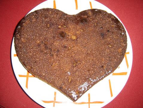 Gâteau fondant au chocolat sans farine - Photo par 750g