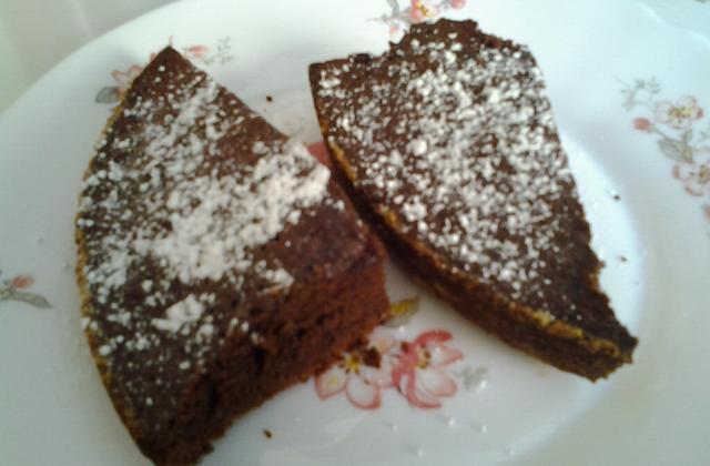Gâteau au Nesquik - Photo par maureecette