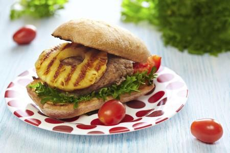 Burger HAWAÏEN - Photo par Bénédicta