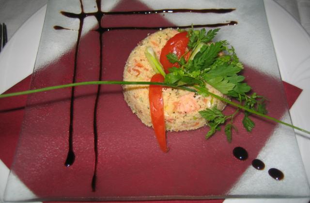 Taboulé de poissons aux agrumes - Photo par anne53