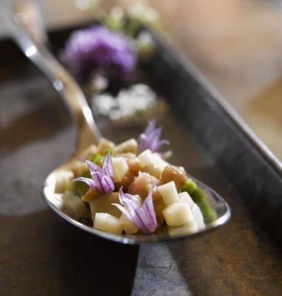 Tartare de veau à la tomme de Savoie - Photo par Tomme de Savoie
