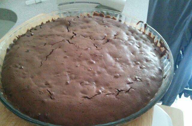 Gâteau aux Pépites de Chocolat - Photo par fire2418