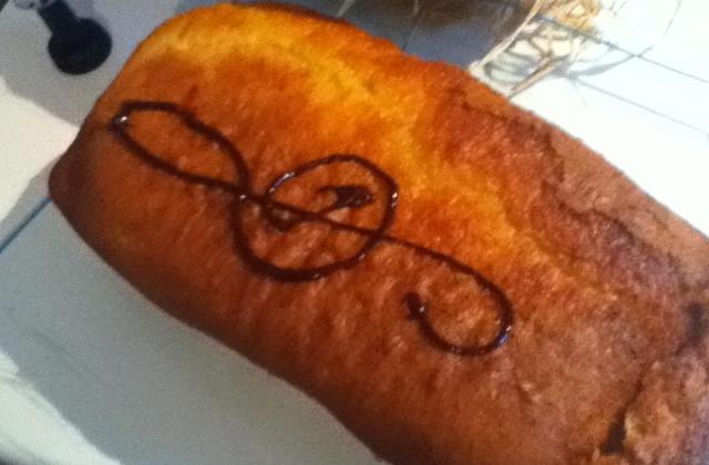 Gâteau moelleux au yaourt - Photo par princeih
