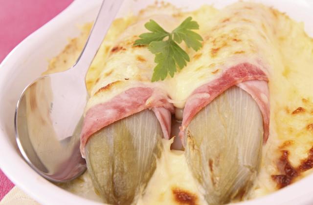 Endives au jambon - Photo par Chef Damien