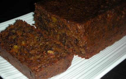 Caroot'cake aux noisettes - Photo par sdussa