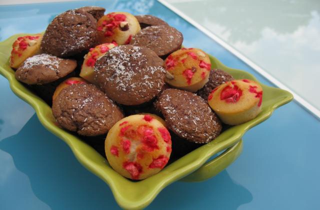 Muffins au chocolat de lili - Photo par Lili