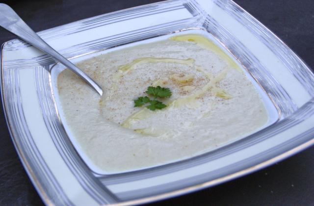 Velouté de pommes de terre - Photo par La ptite cuisine de Pauline