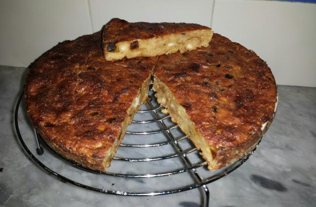 Cake de pain perdu aux épices - Photo par Communauté 750g