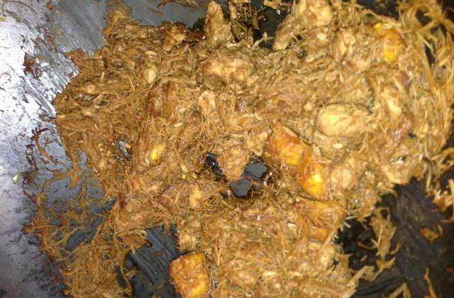 Poulet à l'ananas classique - Photo par Communauté 750g