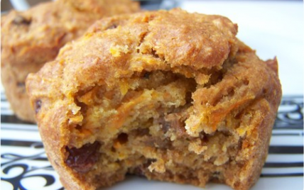Muffins aux carottes maison - Photo par xfresh