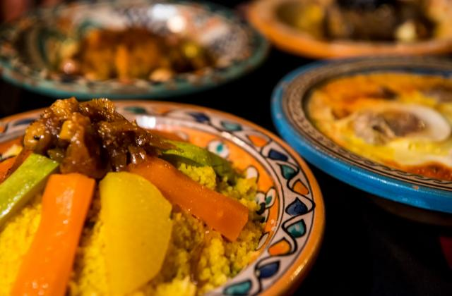 Couscous traditionnel - Photo par 750g