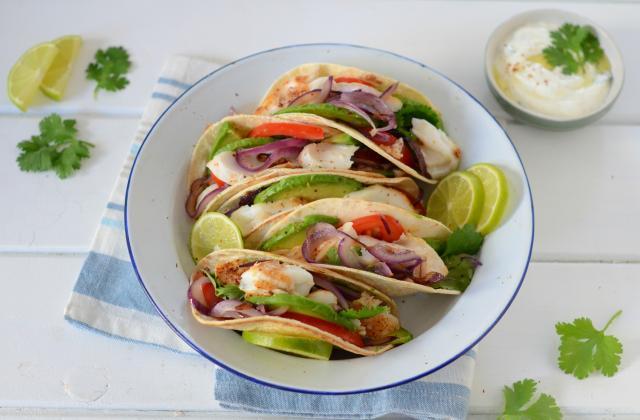 Tacos au poisson - Photo par Nadia Paprikas