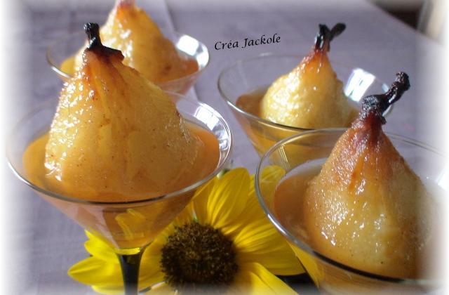 Douceur de poires liquoreuses - Photo par lesjac