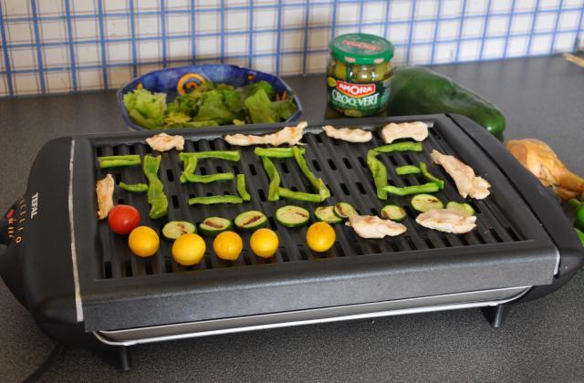 Méli mélo barbecue - Photo par passing