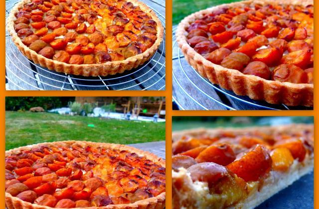 La tarte aux mirabelles ... un classique ! - Photo par CookingFeeLili