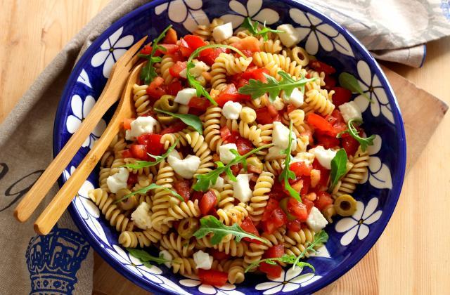 3 salades qui nous font penser aux vacances - Photo par Silvia Santucci