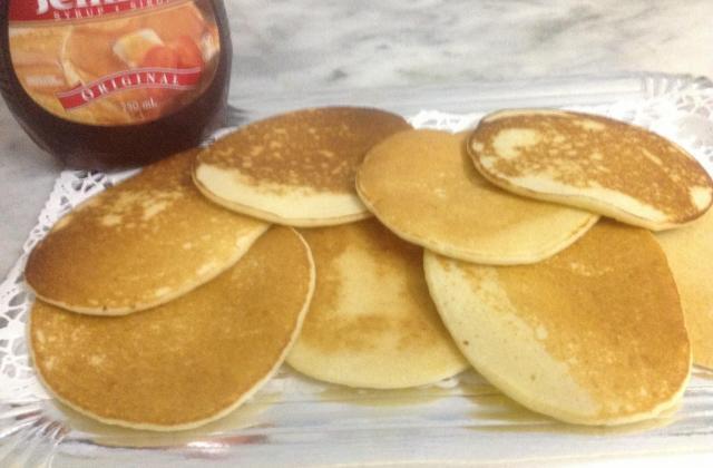 Pain de cake (pancake) - Photo par oum adem