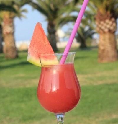 Cocktail rouge baiser - Photo par Cricri les petites douceurs
