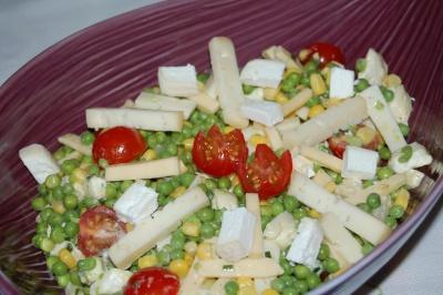 Salade de l'affineur - Photo par newelm