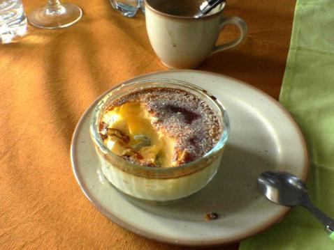 Crème brûlée à la vanille - Photo par 750g