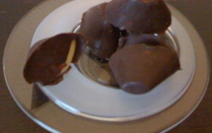 Chocolats black and white maison - Photo par coulhon