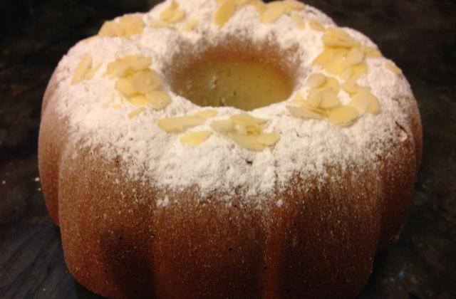 Gâteau au yaourt amélioré - Photo par véronique et la chouquetterie