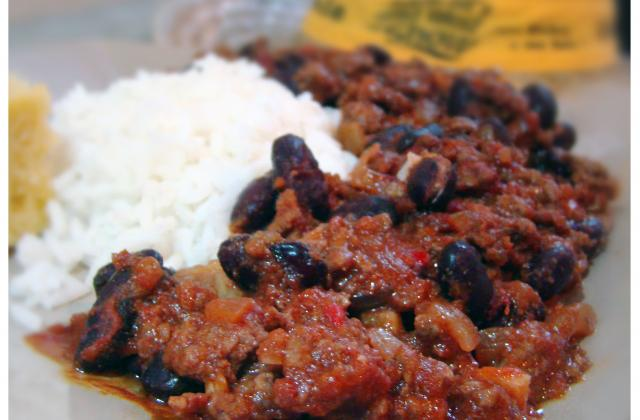 Buffalo's Chili con carne - Photo par cookingmymy