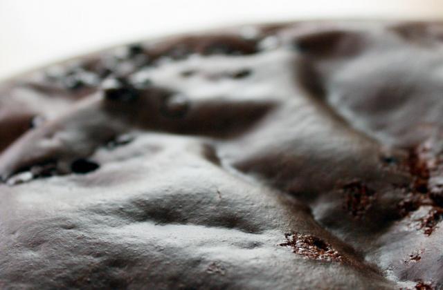 Gâteau au yaourt au soja (sans lait/sans gluten, sans sucre, sans huile, sans levure) - Photo par marinazb