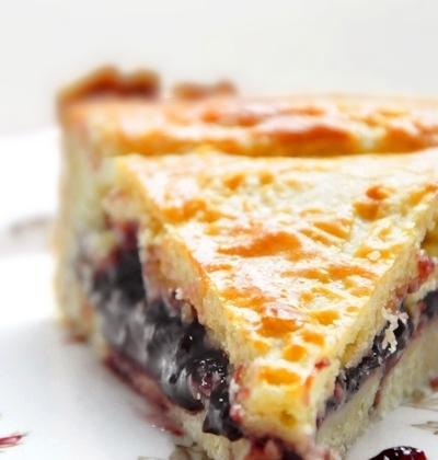 Le gâteau Basque de ma grand-mère - Photo par mathildee