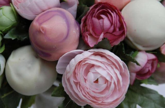 Bouquet gourmand pour Maman - Photo par Papa Bosse et Maman Cuit