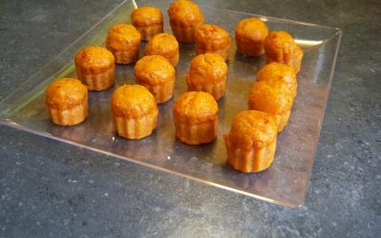 Cannelés à la tomate - Photo par missmp