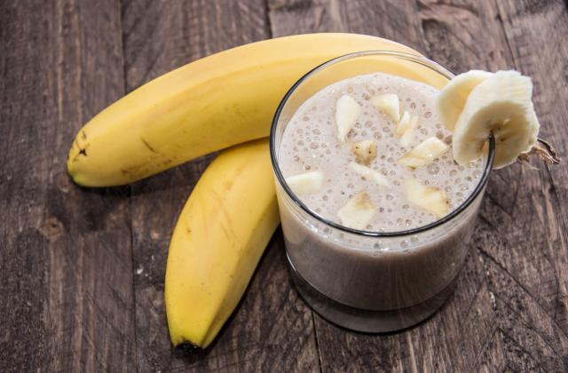 Smoothie à la banane et au miel - Photo par 750g