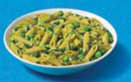 La recette verte des Mini Penne Rigate Piccolini - Photo par Edelman
