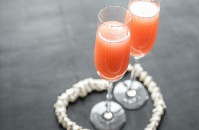 5 cocktails que l'on va adorer préparer pour la Saint-Valentin - Photo par 750g